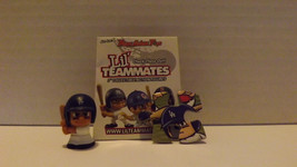 Los Angeles DodgersTeenymates MLB Mini Figure & Puzzle Piece - $2.00