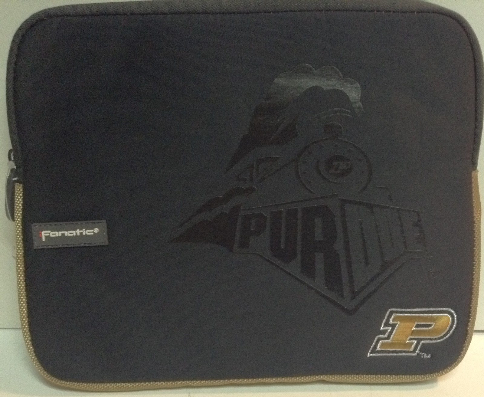 Purdue University Tablet Ipad Laptop Protection Case by Fanatic NWT