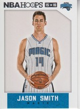 Jason Smith 2015-16 Panini NBA Hoops Card #43 - $0.99