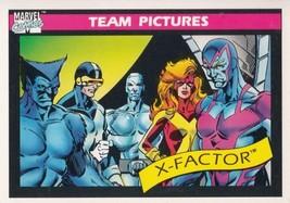 X-Factor 1990 Marvel Comics Card #143 - $0.99