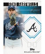 John Smoltz 2014 Topps Update Fond Farewells Card #FF-JS - $0.99