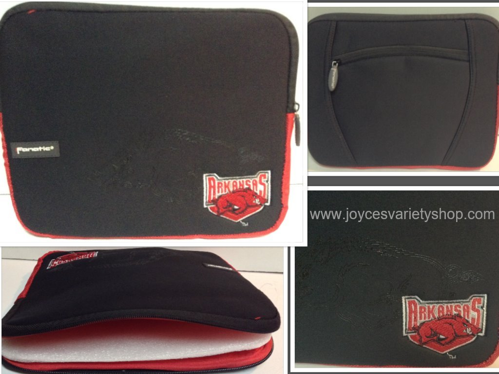 Arkansas State University Tablet Ipad Laptop Protection Case by Fanatic NWT