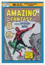 Amazing Fantasy Spider-Man 1990 Marvel Comics Card #126 - $0.99
