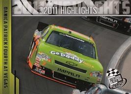 Danica Patrick 2012 Press Pass 2011 Highlights Card #94 - $0.99