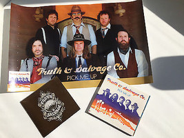 Truth & Salvage Collectors' Bundle Promo Poster & 2 Cd's - $35.97