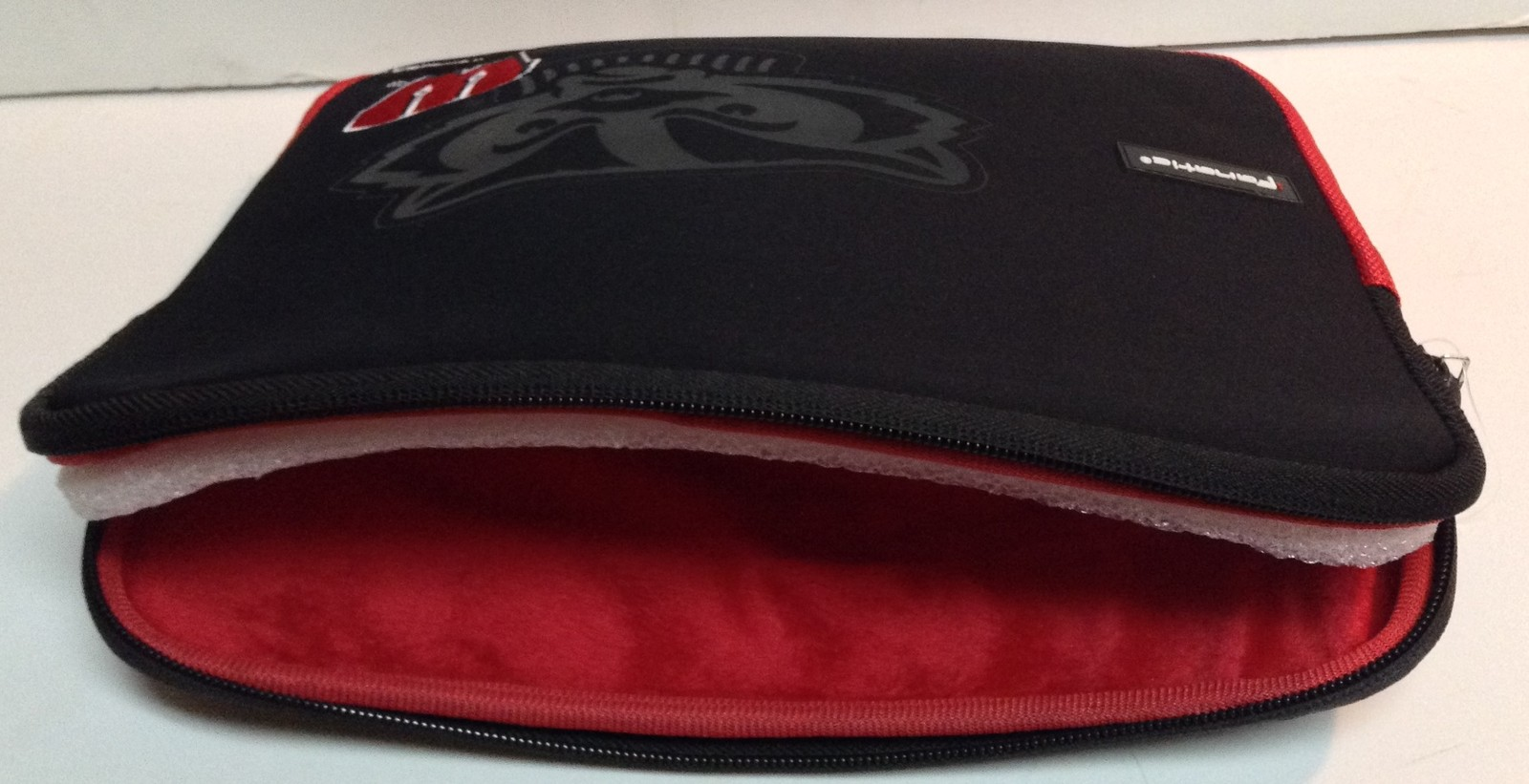 Wisconsin University Bucky Badger Ipad Laptop Protection Case