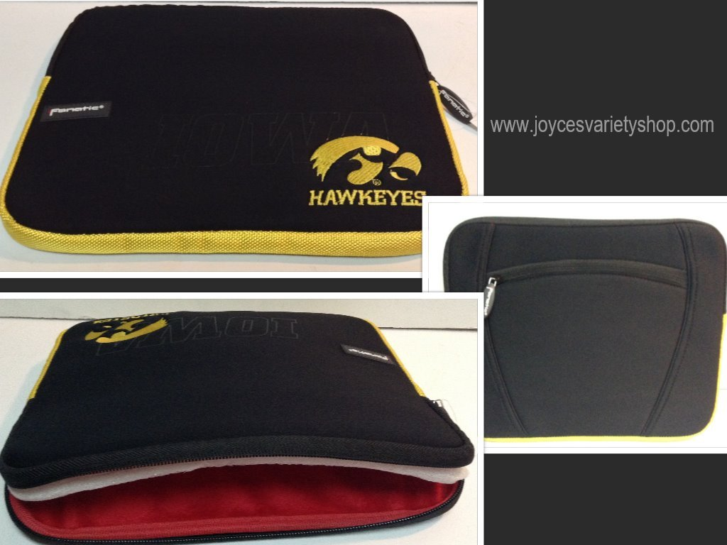 Iowa state tablet case collage
