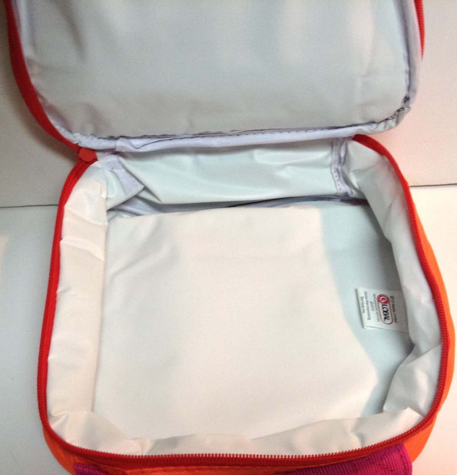 One Direction Group Orange Insulated Bag ID Media Limited