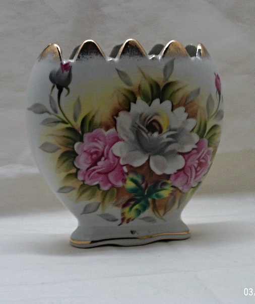 Vintage Norcrest Japan Hand Painted Floral And 48 Similar Items