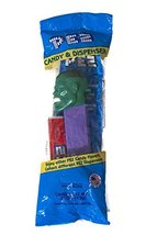 New Pez Marvel Hulk Candy Dispenser and 1 Candy Refill - $23.76
