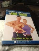 TONY HORTON - Beachbody - Power Half Hour  - ARM TONER - Brand  NEW  DVD - $13.06