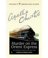 Murder on the Orient Express (Hercule Poirot Mysteries) Christie, Agatha - $3.71