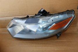 10-11 Honda Insight EX Headlight Lamps Light Set LH & RH image 6