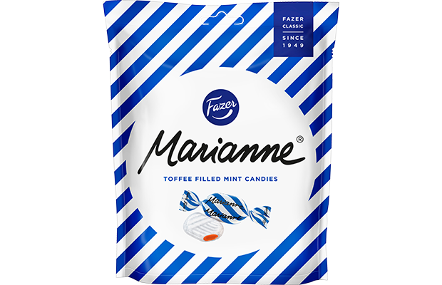 Primary image for Marianne peppermint Candies Filled with Chocolate 7 x 220 g = 1.54 kg