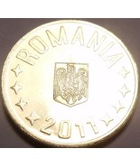 Gem Uncirculated Romania 2011 Ban~We Have Thousands Of Unc Coins~Free Sh... - $1.96