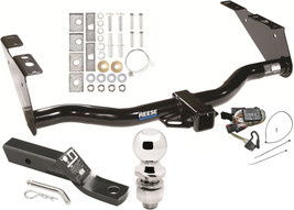 Complete Trailer Hitch Pkg W/ Wiring Kit Fits 1996 2000 Chrysler Town & Country - $196.99