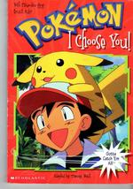 Pokemon I choose You! - $3.00