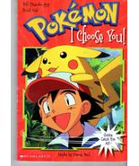 Pokemon I choose You! - $3.00