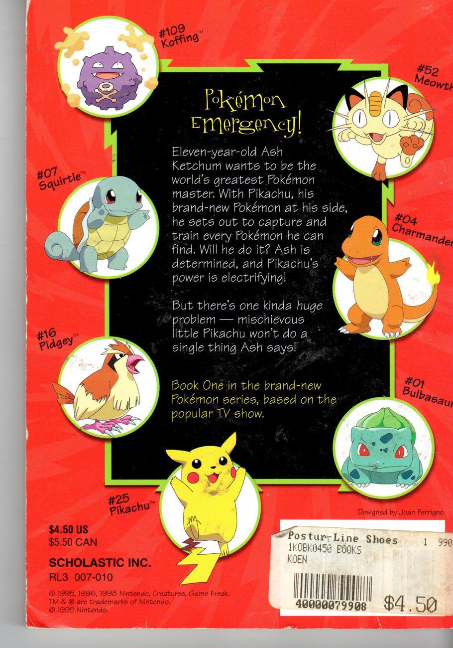 Pokemon I choose You!