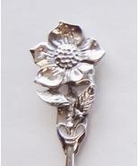 Collector Souvenir Spoon Canada BC Nanaimo Dogw... - $12.99