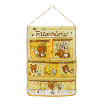 [Bear & Flowers] Yellow/Wall Hanging/ Wall Bask... - $14.99