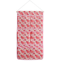 [Pink Flowers] Pink/Wall Hanging/ Wall Organize... - $9.99