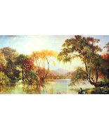 The Susquehanna by J.F. Cropsey - $60.00