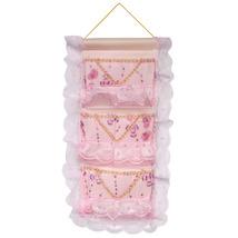 [Bud Silk] Pink Lace/Wall Hanging/ Wall Organizers(11*21) - $9.99