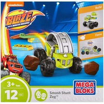 Mega Bloks Blaze and the Monster Machines Smash Stunt Zeg Set - $17.95