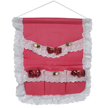 [Polka Dot & Bud Silk]Red/Wall Hanging/Hanging ... - $14.99