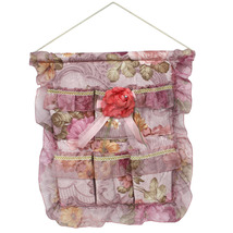 [Bud Silk & Red Rose] Wall Hanging/ Wall Organi... - $16.99
