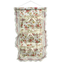 [Rose & Lace]Wall Hanging/ Wall Organizers (11*19) - $9.99