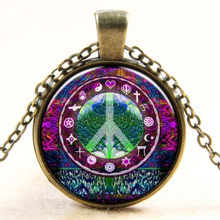 Aaa   ebay peace pendant