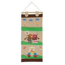 [Go And Play] Ivory/Wall Hanging/Wall Pocket (1... - $18.99