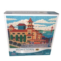 """Hometown Collection 1000 Pc Jigsaw Puzzle 18.94""""x26.75"""" Chinatown - $21.28"""
