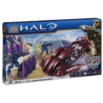 Mega Bloks Halo Covenant Revenant Attack - $59.00