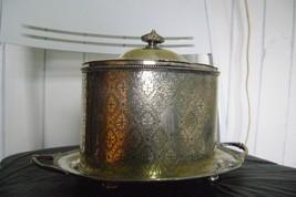 antique silverplate Tea pot cockie pot  . Engla... - $103.95
