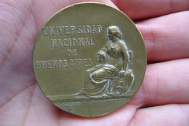 medal university Nacional Buenos AIres.By  constantine rossi - $28.71