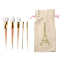Avon Dazzle Me Makeup Brush Set 5 pc set - $29.70