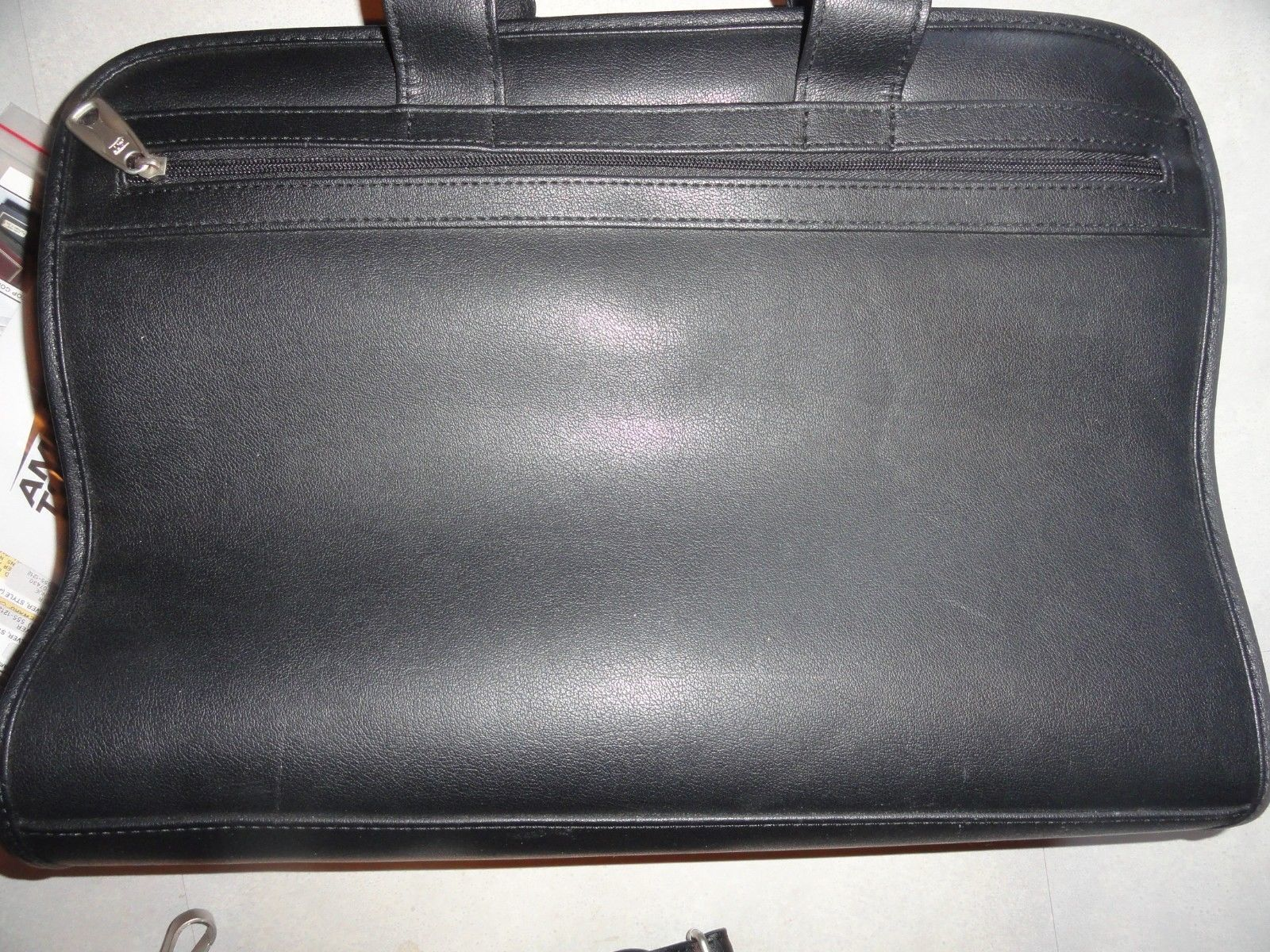 NOS American Tourister Carry-On Travel Bag Luggage Suitcase Black Computer Bag