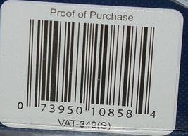 Waterpik Brand VAT349 Brushed Nickel Finish Power Spray Plus Series Hand Shower image 5