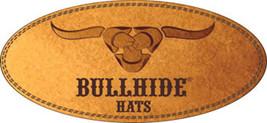 Bullhide PBR Shades Of Black 50X Muskogee Straw Cowboy Hat Sweatband Black/Ivory image 3