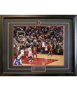 Kawhi Leonard Toronto Raptors Game 7 Winning Shot - 16x20 Photograph