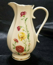 Vintage Porcelain Royal Heitage Pitch Vase (Circa 1980'S) - $13.50
