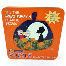 Peanuts Its the Great Pumpkin Charlie Brown Jigsaw Puzzle 500 Pc Collect... - $24.65