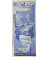 Map Paisley Chamber of Commerce The Heritage Village Community Events - $9.97