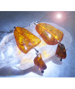 Haunted EARRINGS FREE W $49 WEIGHT LOSS MAGICK 925 AMBER EARRINGS WITCH Cassia4 - Freebie