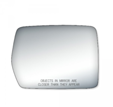 Fits 04-10 Ford F150 Right Pass Convex Mirror Glass Lens w/ Adhesive - $18.76