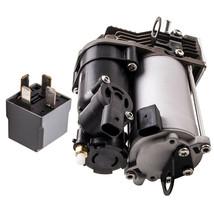 Air Suspension Compressor For Mercedes ML320 ML350 ML500 GL450 GL550 w/ Relay - $127.71