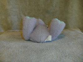 "Enesco Precious Moments Sharing Bear Plush New  Purple 6"" Stuffed Animal Toy image 7"